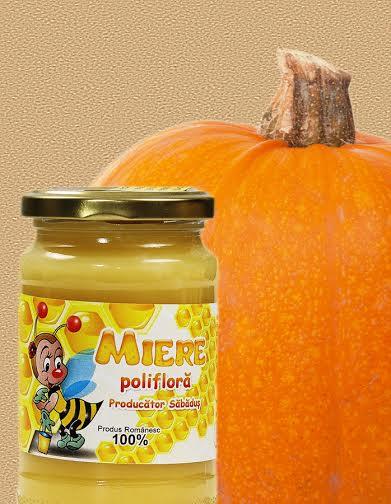 dovleac cu miere
