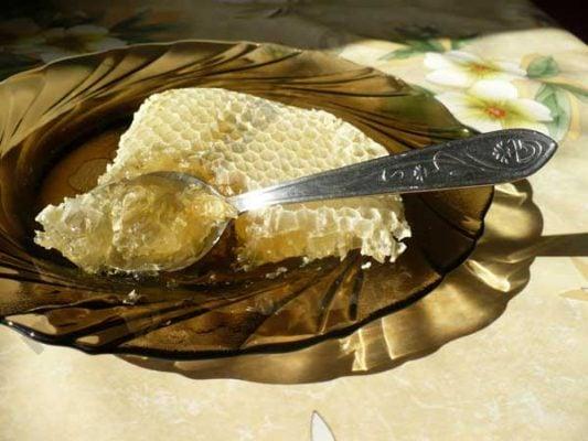 fagure-natural-cu-miere,-la-desert