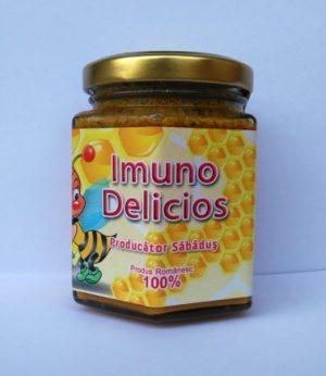 imunoDelicios - Miere Sabadus