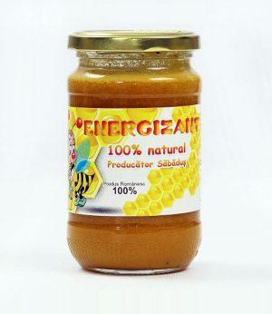 Energizant Natural 100% (miere, polen crud si propolis), 440g