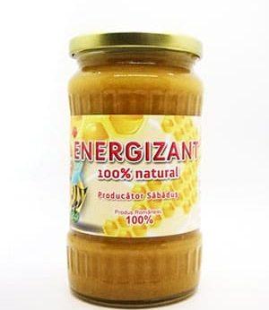 Energizante cu miere